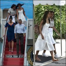 Obama S Vacation Obamas Heads To Martha U0027s Vineyard For Summer Vacation Fashionsizzle