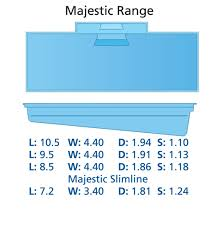 swimming pool sizes swimming pools shapes sizes