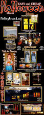 Halloween Decorations Do It Yourself 211 Best Haunted House Images On Pinterest Halloween Stuff