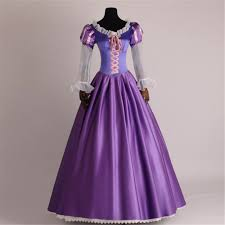 buy tangled costume tangled costume for adults timecosplay