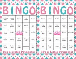 60 baby shower bingo cards printable baby instant
