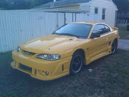 1995 ford mustang gt for sale fs yellow 1995 ford mustang gt 5 0 5sp