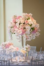 floral centerpieces pink flower centerpieces for weddings kantora info