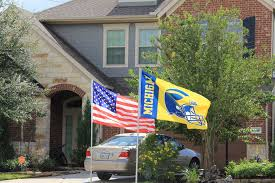 Michigans Flag Phillip U0027s Flags Katy Tx Football Flags U2013 Michigan