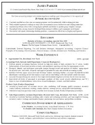 Accountant Resume Template by Accountant Resume Exles Sles Accounting Resume Template Free