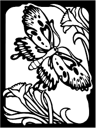 free butterfly coloring pages for you image 41 gianfreda net