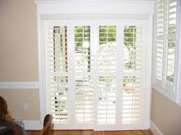 Plantation Shutters On Sliding Patio Doors Sliding Patio Door Blinds Roller Shades For Glass Doors Pictures