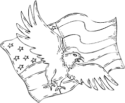american eagle coloring statue liberty coloring pages