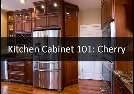 Cherry Cabinet Kitchen Designs What Color Paint Goes Well With - Cherry cabinet kitchen designs