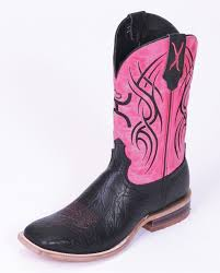 s boots brands hooey collection by twisted x boots black pink boots