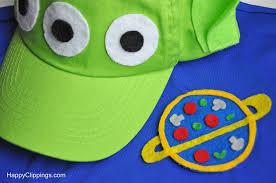 diy kids toy story alien costumes