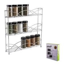 Kitchen Cabinet Pelmet Amazon Co Uk Spice Racks Home U0026 Kitchen