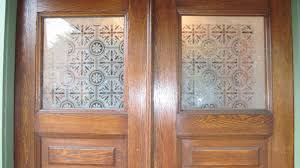 custom etched glass doors how to etch glass victorian style on the cheap 1889 victorian