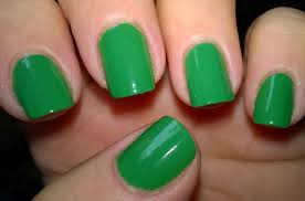 Shamrock Green Ten Penny Nails The Perfect Shamrock Green