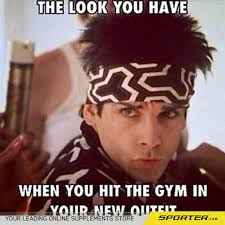 Gym Time Meme - heading to gym with new outfit gym time sporter sporter number 1