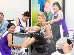 julianne hough engagement ring julianne hough flashes engagement ring at nail salon