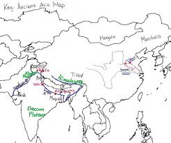 asain map south asia map quiz test your geography knowledge africa physical