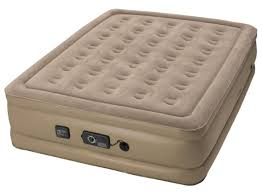 Most Comfortable Matress Insta Bed Raised Air Mattress With Never Flat Pump Queen