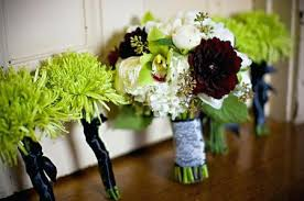 black dahlia wedding bouquet bouquets and boutonnieres wedding