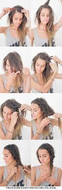easy hairstyles not braids 106 best hair images on pinterest hairstyle ideas cute hairstyles