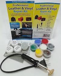 Leather Repair Kits For Sofa Pro Leather Vinyl Repair Kit Fix Sofa Car Boat Seats Luggage