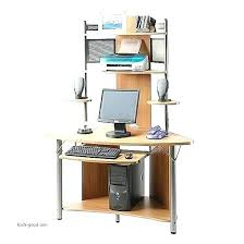 Corner Computer Tower Desk Tower Corner Computer Desk Bethebridge Co