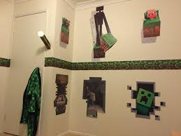 baby room to big boy room how to create a minecraft bedroom