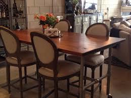 restoration hardware kitchen table counter height kitchen table nice pipe fitter table restoration