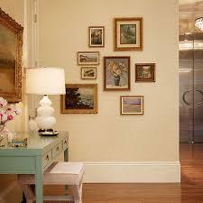rococo mirror eclectic entrance foyer my home ideas