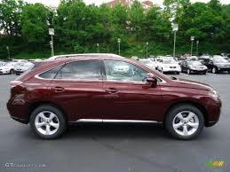 lexus suv for sale near me lexus rx 350 claret red mica 2013 lexus rx 350 awd exterior