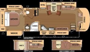 motorhome floor plans 16 best of image of rialta motorhomes floor plans storybook homes