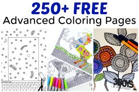 250 free advanced coloring pages 3 boys dog u2013 3 boys