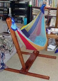 indoor hammock stand diy how to make indoor hammock stand