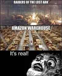 Warehouse Meme - warehouse indiana jones funnies pinterest indiana jones
