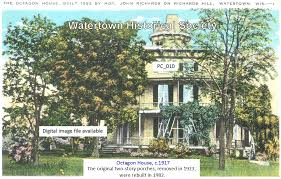 watertown u0027s octagon house
