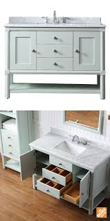 One Piece Bathroom Vanity Tops by Best 20 Bathroom Vanity Tops Ideas On Pinterest Rustic Bathroom