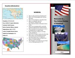 country brochure template country brochure template best and professional templates future