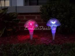 Connecting Landscape Lighting Wire - mushroom landscape lighting 9 home decoration