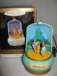 emerald city the wizard of oz keepsake ornament by