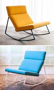 Contemporary Rocking Chairs For Nursery Furniture Ideas 14 Awesome Modern Rocking Chair Designs For Your