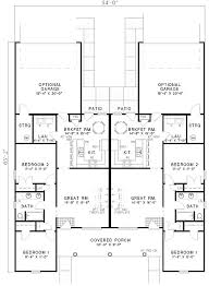 covered porch house plans 45 best house plans duplex images on master suite