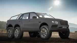 bentley bentley bentayga 6x6
