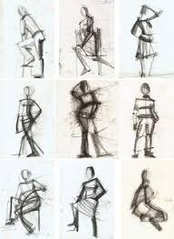 how to draw reilley method figure quick sketch torso study more