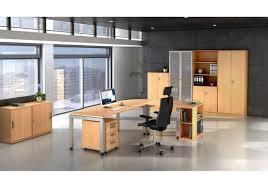 B O Schreibtisch Holz Schreibtisch 80x80 Mit U Fuss Gestell Ahorn Grau Buche Nussbaum
