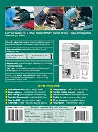 peugeot 307 petrol u0026 diesel 01 08 haynes repair manual