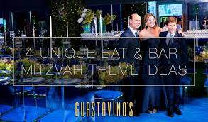 theme ideas 4 unique bat and bar mitzvah theme ideas guastavino s