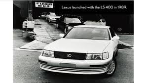1987 lexus the 1989 ls400 recall above and beyond the call of customer