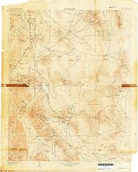 Nevada County Map California Topographic Maps Perry Castañeda Map Collection Ut