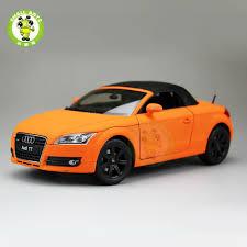 audi tt convertible aliexpress com buy 1 18 scale audi tt roadster convertible car