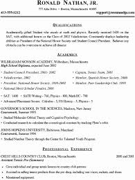 resume template for college application 54 new photograph of resume exles for college students resume